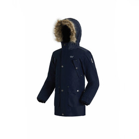 Regatta Payton Parka Boys Navy